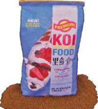 Blackwater Creek Koi Food 40lb Bag