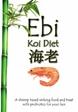 Ebi Shrimp based Koi Diet