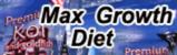 Max Growth Koi Food