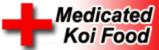 Medicated Koi Food Diet
